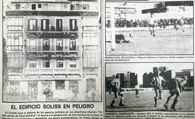 Hace 40 años..., Antonio Briones, el Edificio Soliss ¿Lo recuerdan?
