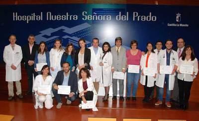 El Área Integrada de Talavera celebra los V Premios de Investigación