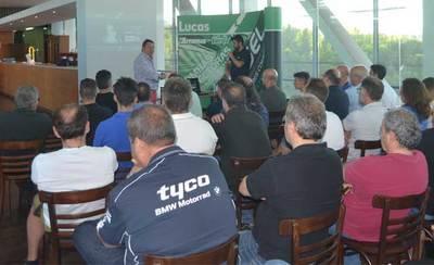 'Arranca en Verde' con Automoción CRA y la multinacional Lucas Trust