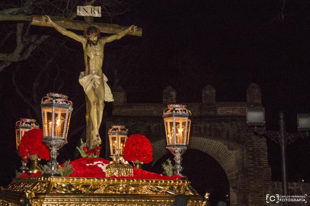 Foto de archivo | Cristo de la Espina (Foto: Carlos Ferreras)