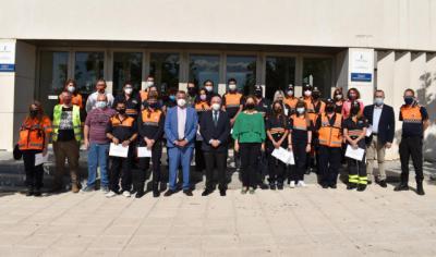 CLM oferta 67 cursos de formación a integrantes de Protección Civil