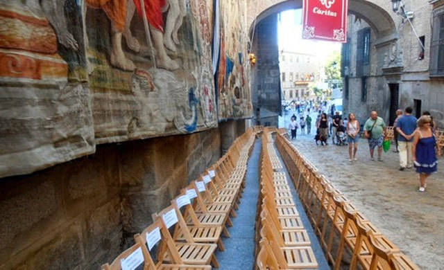 Habrá más seguridad en el Corpus de Toledo por la amenaza terrorista