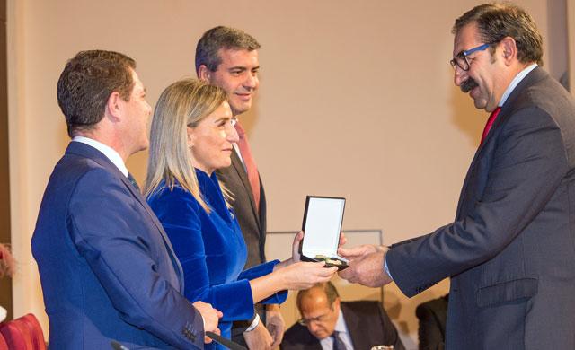 La ciudad de Toledo otorga su Medalla de Oro a Parapléjicos