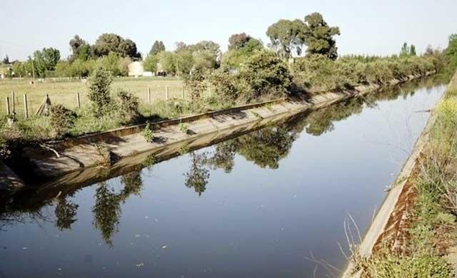 Canal del río Alberche