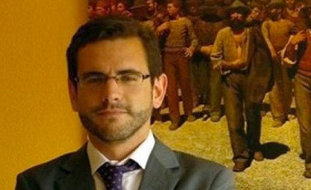 Imagen: Eduardo Ranz, abogado que ha denunciado a Ana Rivelles