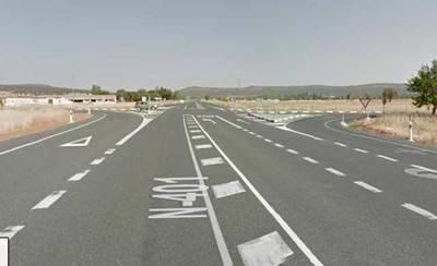En libertad con cargos el conductor del accidente de Los Yébenes en el que murió un matrimonio