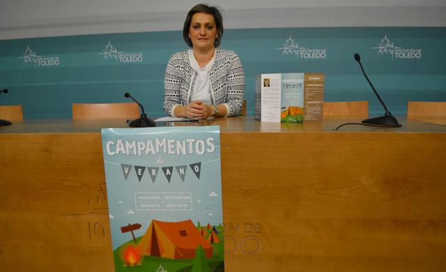 Diputación de Toledo amplía las plazas para los campamentos de verano