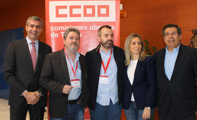 José Luis Arroyo, elegido secretario general de CCOO Toledo