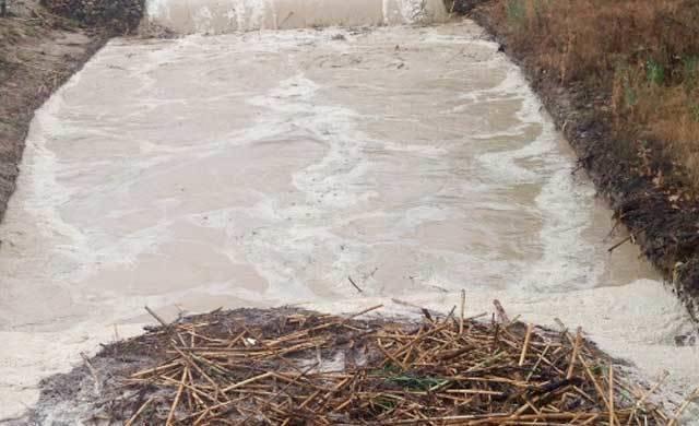 Las obras de mejora del arroyo Sangüesa en Cebolla podrían comenzar en septiembre