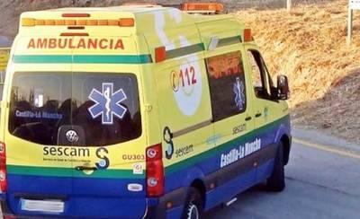 Dos conductores heridos tras colisionar con cuatro caballos sueltos en la A-42 a su paso por Yuncler
