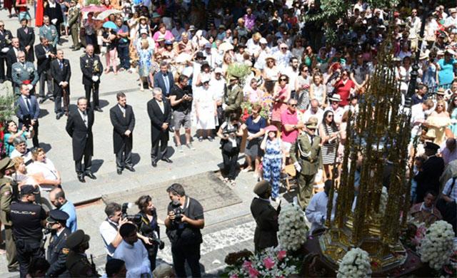 El Corpus Christi del XXX Aniversario patrimonial hace brillar a Toledo más que el sol entre tradición y abanicos