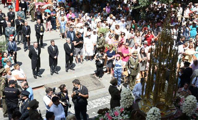 Todo listo para Semana Grande del Corpus Christi en Toledo