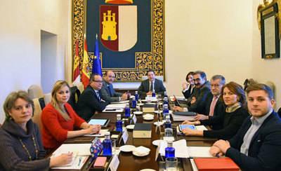 Quintanar de la Orden acoge el Consejo de Gobierno regional de carácter itinerante