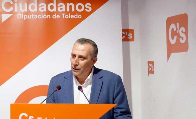 Archivada la denuncia por acoso contra Antonio López exdelegado de C's