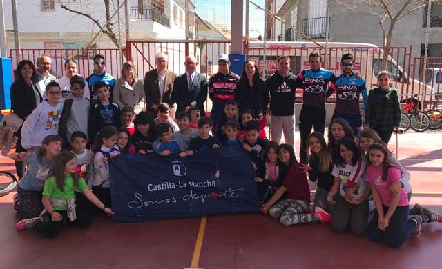 120 centros de la provincia de Toledo participan en 'Somos Deporte'