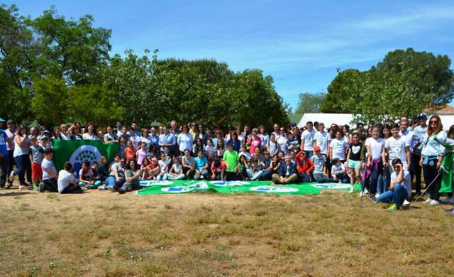 Cuatro nuevos colegios reciben la bandera verde de Ecoescuelas