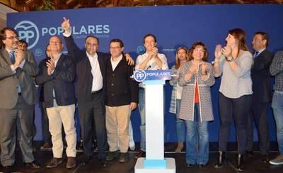Gregorio presenta su precandidatura a presidir el PP de Toledo