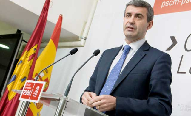 Álvaro Gutiérrez condiciona su futuro al frente de PSOE de Toledo al de Page