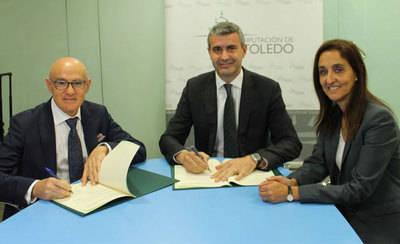 Diputación apuesta por la recuperación del sector comercial de Talavera