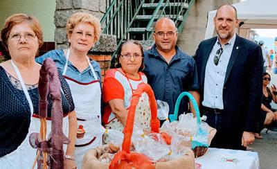 FADEMUR celebra en La Iglesuela la Feria de Emprendedoras Rurales