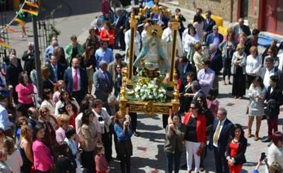 La Nava de Ricomalillo celebró las Fiestas de la Virgen del Amor de Dios