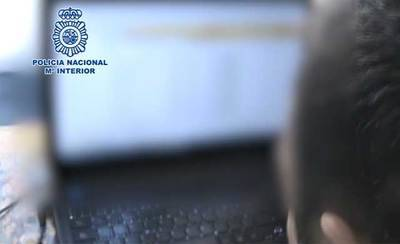 Detenido un hombre en la provincia de Toledo que almacenaba un millar de vídeos de pornografía infantil