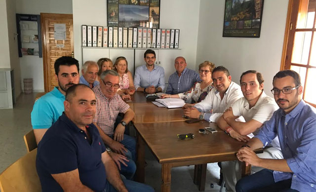 Alcaldes del PP de Toledo se reúnen para trabajar en el programa