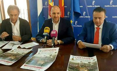 """Presentado el II Certamen de Pintura Rápida """"Villa de El Real de San Vicente"""""""