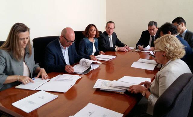 Se reúne por primera vez en cinco años la Comisión Provincial de Seguimiento para la Prevención de la Violencia de Género de Toledo