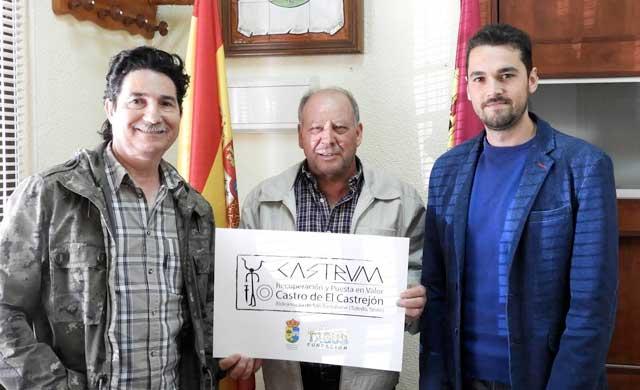 La Fundación Tagus quiere recuperar el yacimiento de El Castrejón