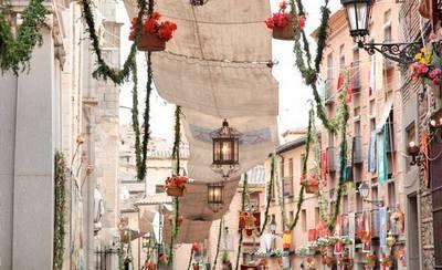 La Custodia de Arfe vuelve este jueves a las calles de Toledo