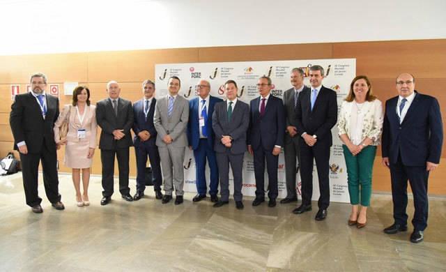 Toledo se convierte hasta el próximo viernes en sede mundial del Jamón Curado