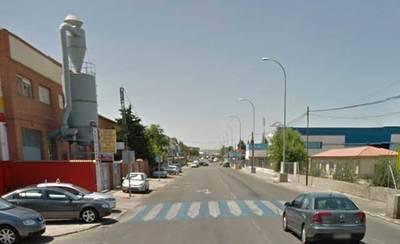 Dos detenidos por robar en un concesionario del polígono industrial