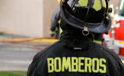 Desalojan a 20 personas de un camping en Hormigos tras un incendio