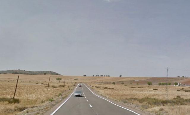 Encuentran el cadáver de un hombre en la carretera de Alcaudete