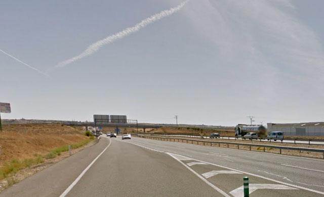 3 fallecidos y 1 herido tras la colisión frontolateral de dos turismos