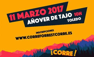 Añover de Tajo acoge este sábado la carrera '¡Corre Forrest Corre!'