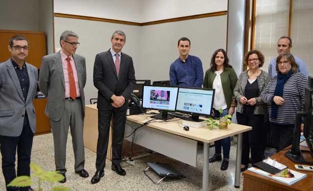 Diputación moderniza y mejora su página web y su imagen en redes