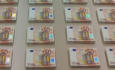 Detienen a dos personas por delitos de falsificación de moneda