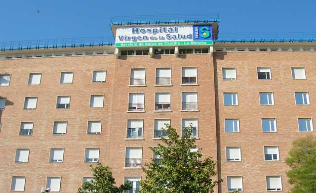Las cinco personas han sido trasladadas al hospital Virgen de la Salud de Toledo