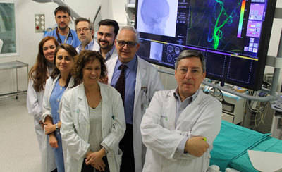 El Hospital de Toledo, referente en el tratamiento del ictus