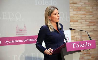 Milagros Tolón dice que 'no hay contaminación atmosférica en Toledo'