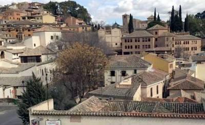 Tres detenidos por intentar robar en una casa del Casco Histórico de Toledo