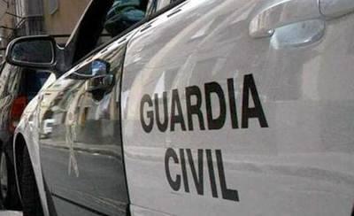 Detienen a tres hombres por robar en una vivienda en Consuegra