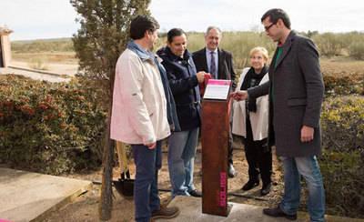 La Fundación Soliss continúa la replantación del Olmo en CLM
