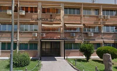 Un segundo guardia civil se suicida en un sótano de la comandancia de Toledo