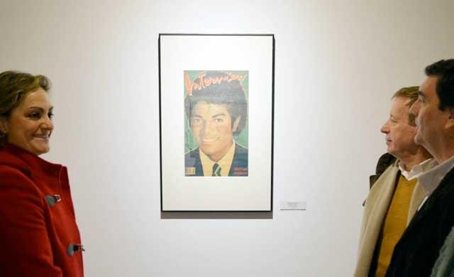 Toledo expone 17 obras de Andy Warhol hasta el 25 de febrero