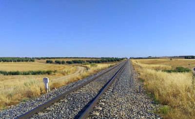 Muere una mujer con Alzhéimer arrollada por un tren en Ugena