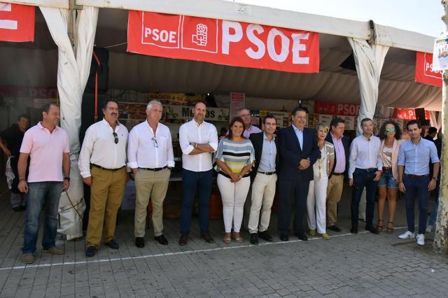 El PSOE insisten en pedir una decisión firme y clara sobre el suelo industrial para el área logística en Talavera