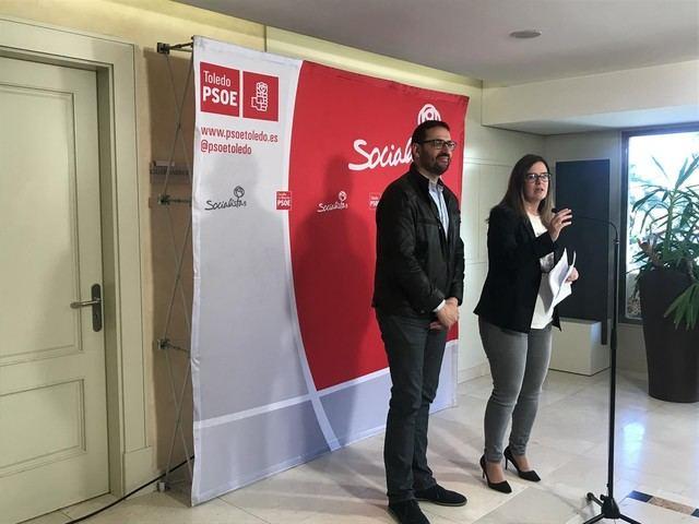 Estas son las cabezas de lista al Congreso del PSOE en CLM